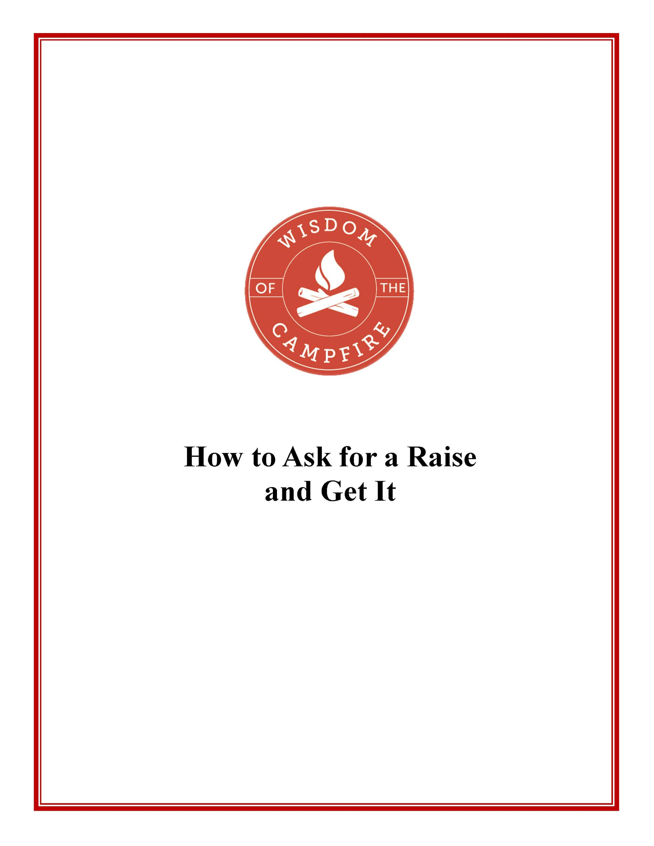 asking for and getting a raise the musings of the big red car how to ask for a raise