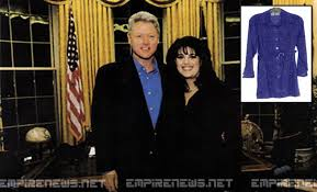 Bill and Monica pic