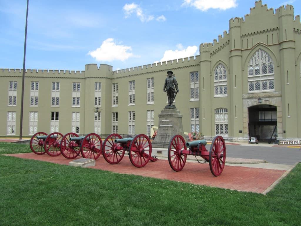 VMI cannons