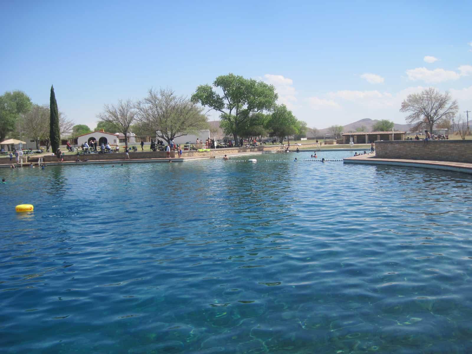 Balmorhea Springs