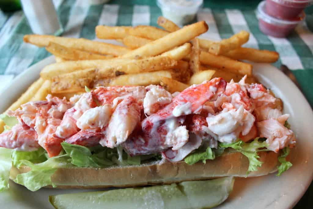 Lobster roll II